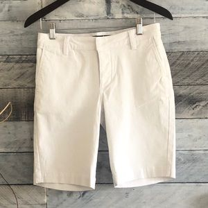 Anthropologie Sanctuary Bermuda White Shor…